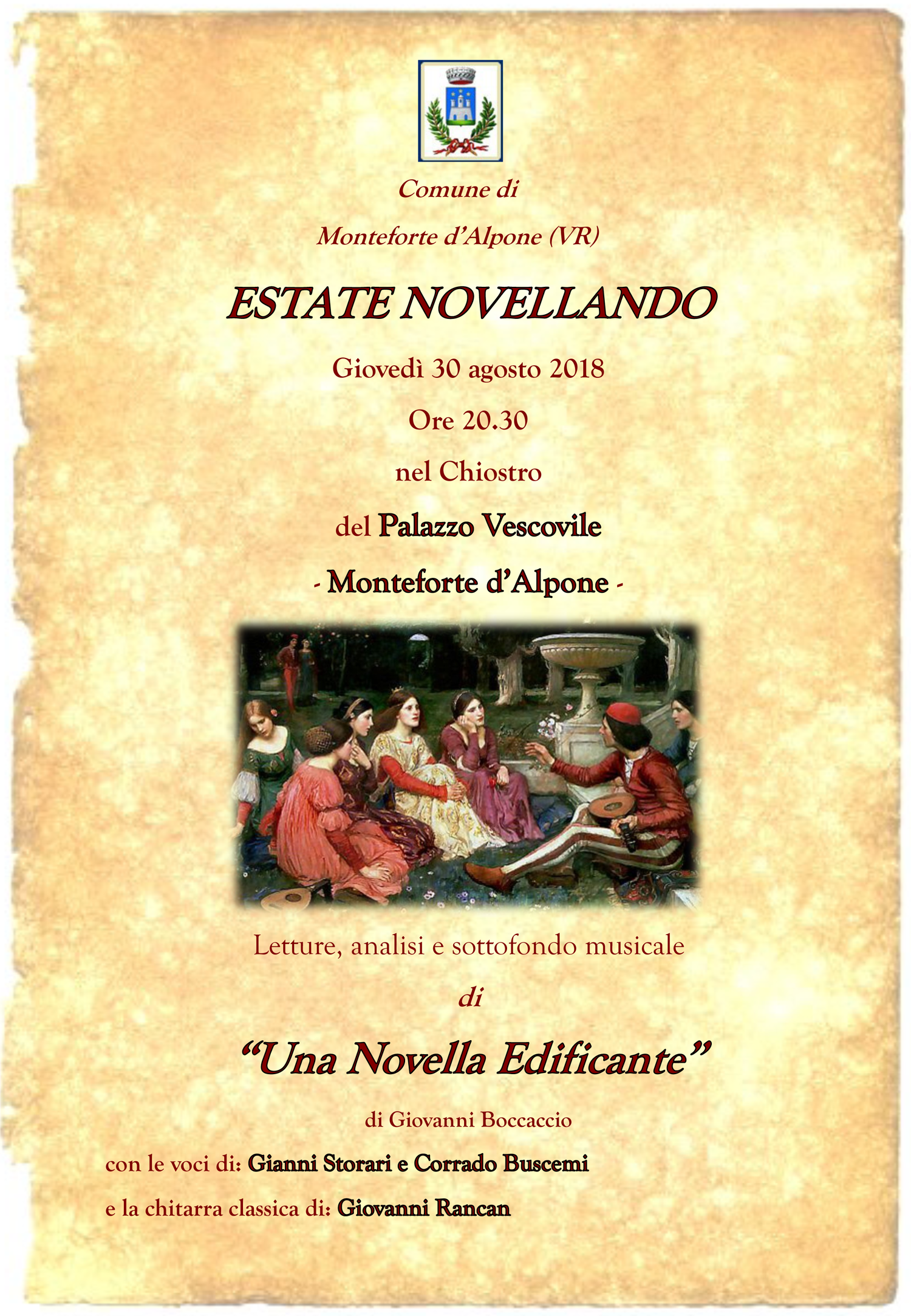 estate novellando